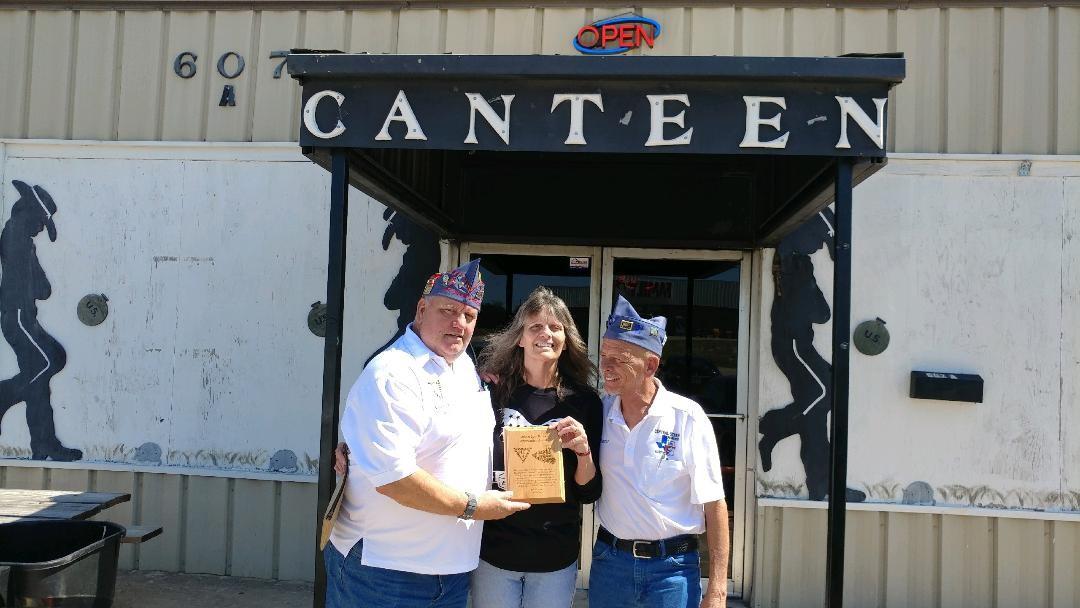 Canteen Award
