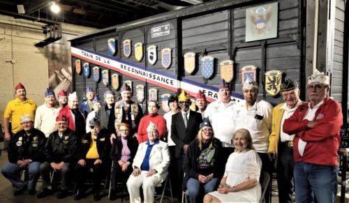 2019 Boxcar Group Photo